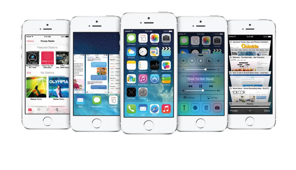 Apple's iOS 7 update