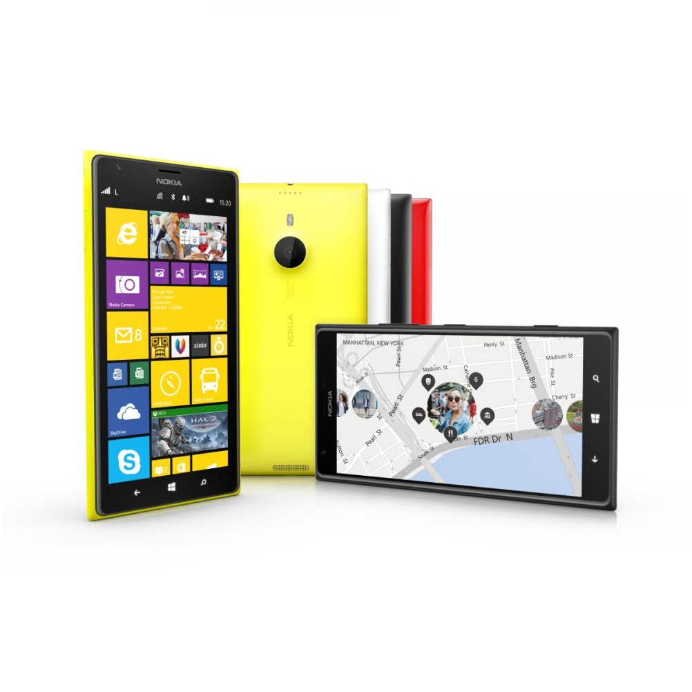 The Nokia Lumia 1520 'phablet'