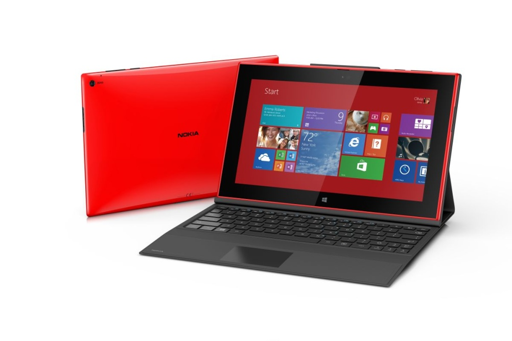 The Nokia Lumia 2520 - Nokia's first Windows tablet