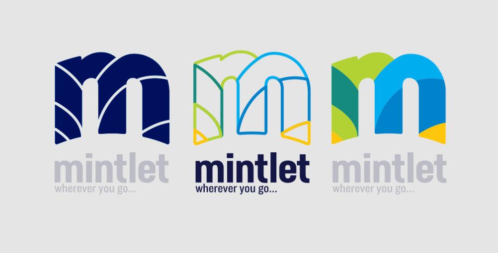 Mintlet logos