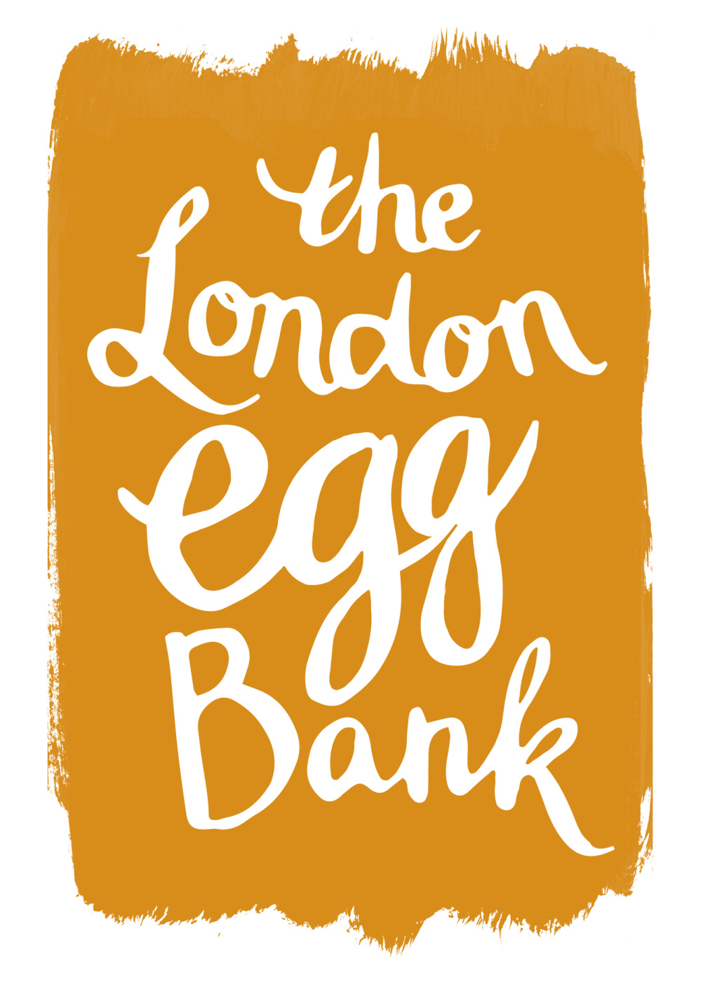 London Egg Bank identity