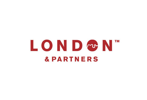 The London Partners identity, the result of the GLA Brand for London competition