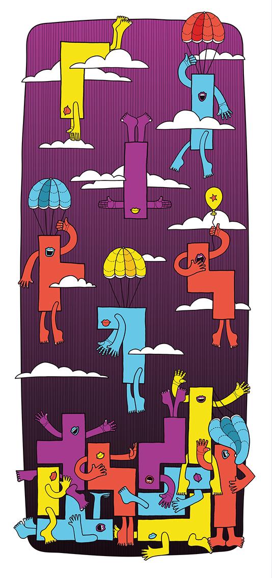 Allan Deas, Tetris