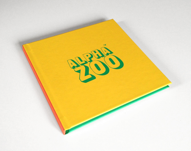 Alpha Zoo book cover