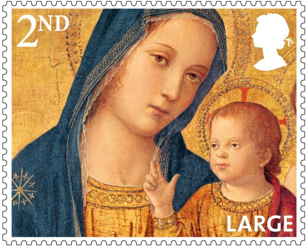 Royal Mail unveils Christmas stamp designs | Design Week
