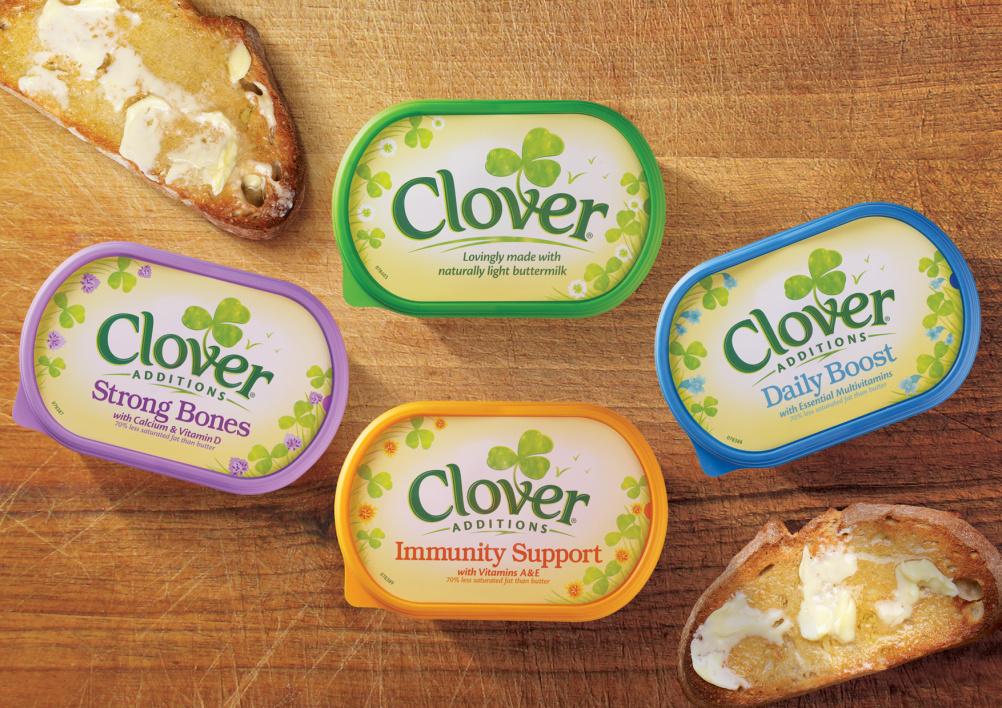 Clover range