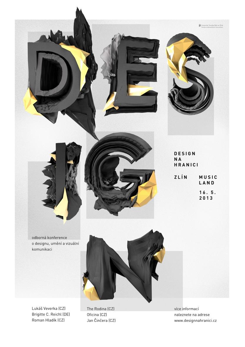 Design on Border by Aneta Sládková