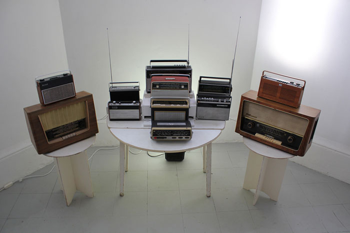 James Bulley and Daniel Jones, Radio Reconstructions