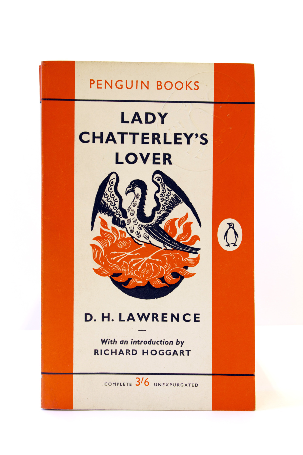 Lady Chatterley's Lover, DH Lawrence