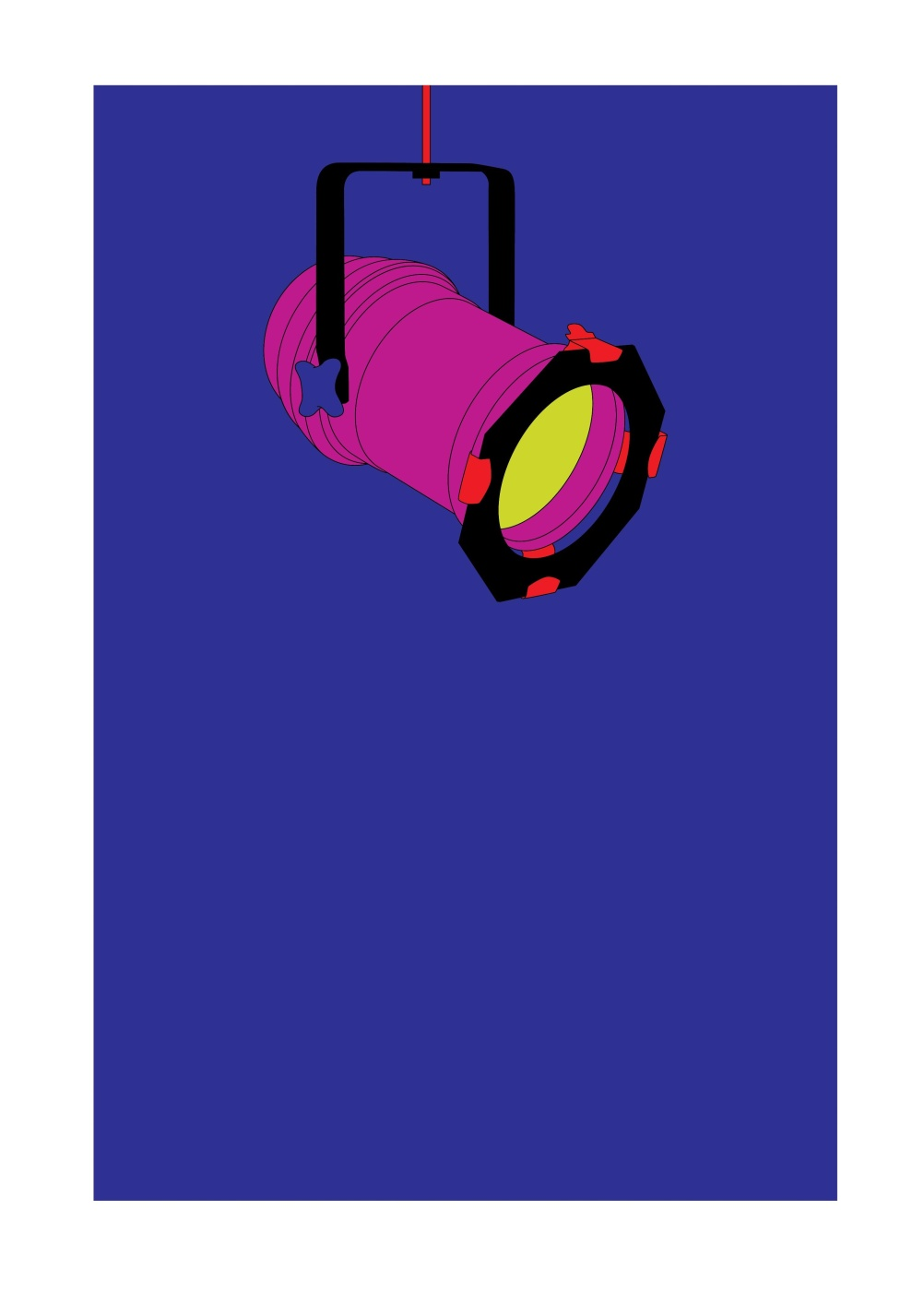 Poster by Michael Craig Martin