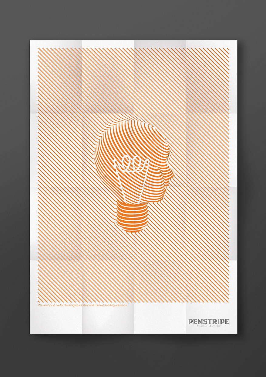 Lightbulb poster