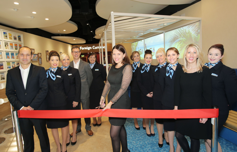 Kathryn Ward, director of retail for Thomson