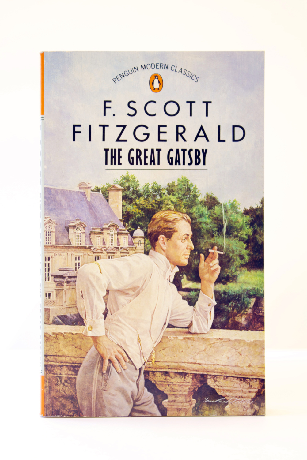 The Great Gatsby, F Scott Fitzgerald