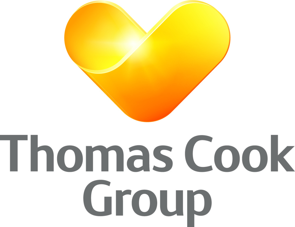 Thomas Cook unveils new 'sunny heart' branding