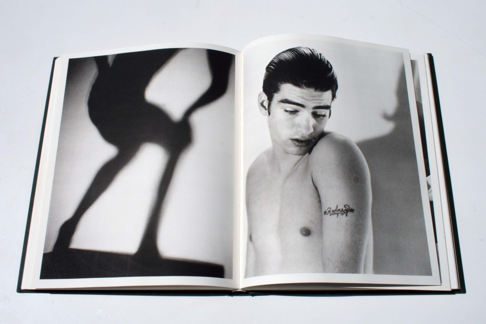 Bruce Weber New York Alfred A. Knopf  Book Design by John Cheim