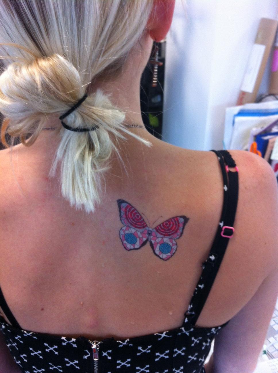 Fickle tattoo