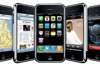 iPhone Mobile Phone (2007) Apple Design Team Apple Inc. 2007 to present