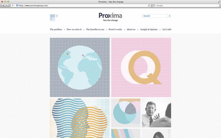 Proxima website