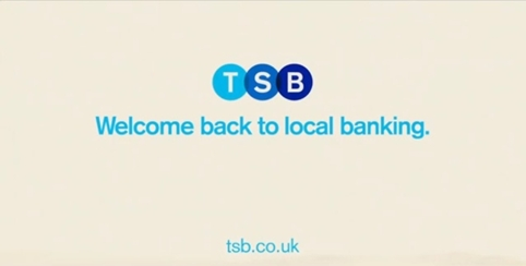 New TSB branding