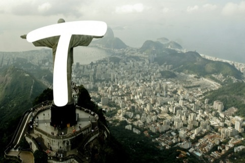 Dalton Maag's Rio typeface is inspired by the city environment
