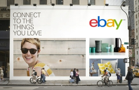 eBay branding by Lippincott