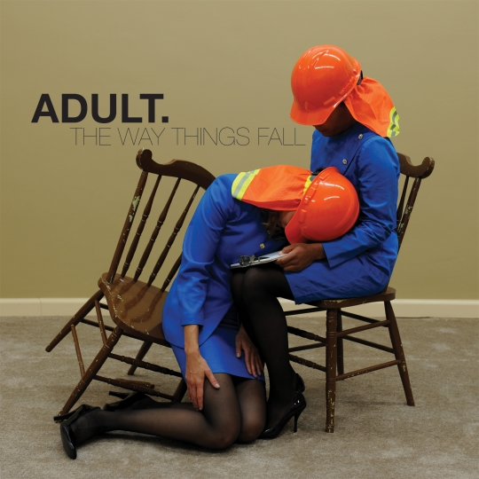 Adult - The Way Things Fall - esign by Adam Lee Miller and Nicola Kuperus