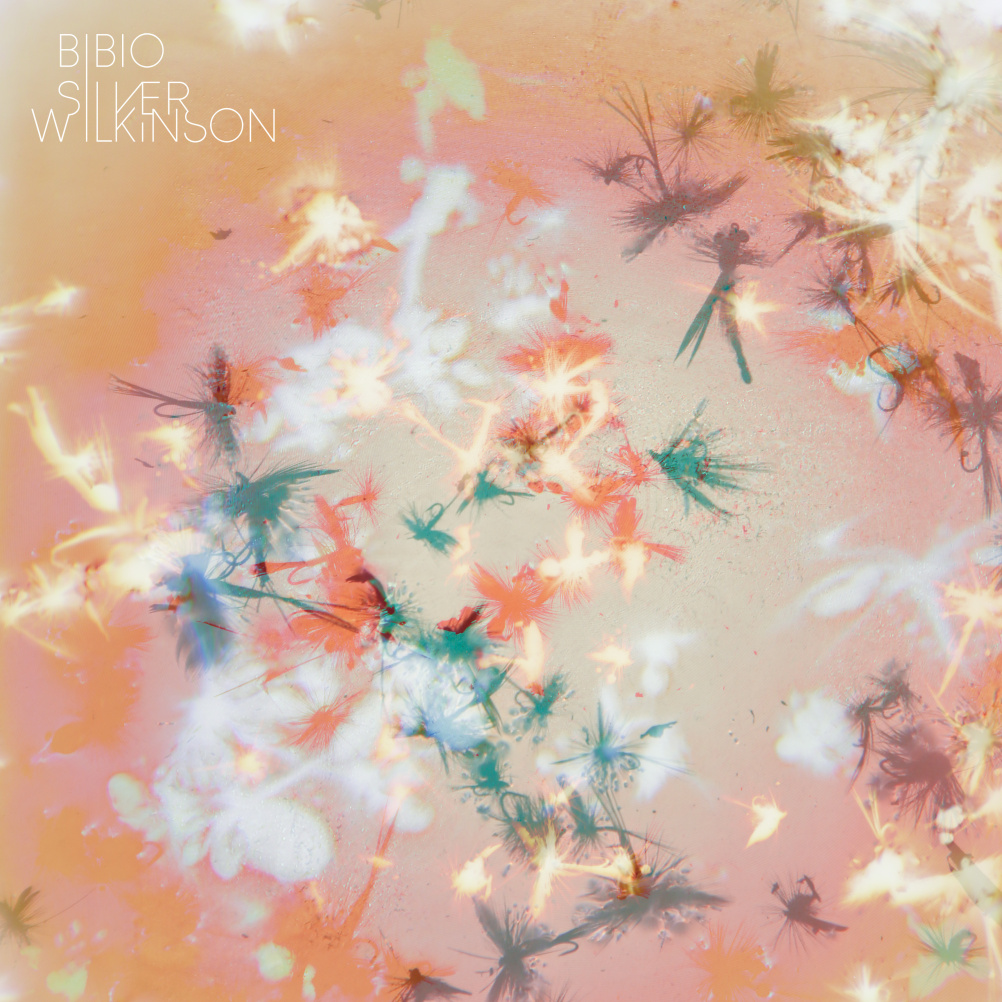 Bibio - Silver Wilkinson - Photography and design by Stephen Wilkinson. Logo design by James Burton and Stephen Wilkinson