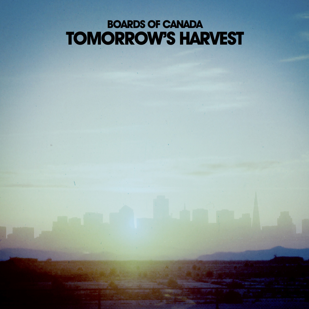 Boards of Canada - Tomorrow's Harvest - Design by Boards of Canada
