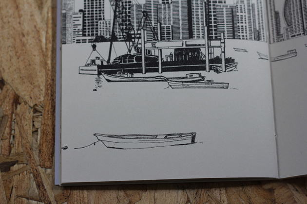 Boat illustrations.