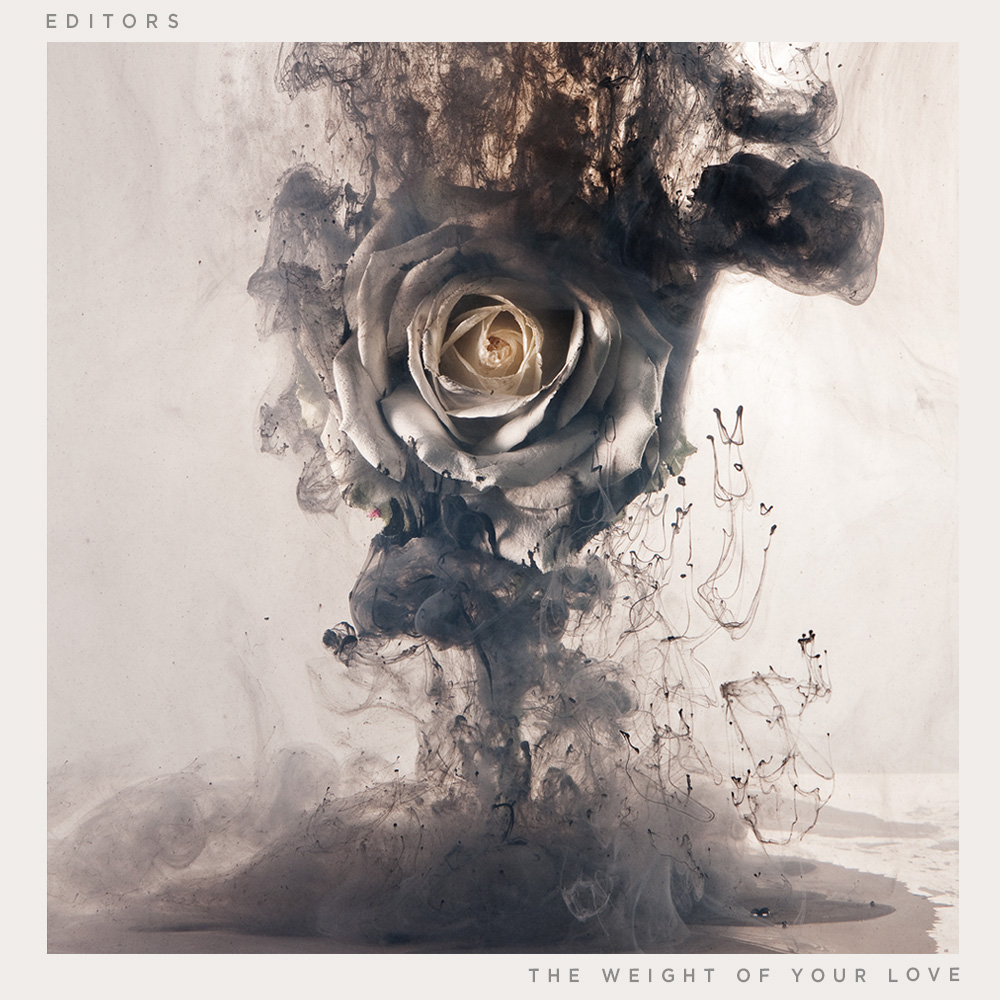 Editors - The Weight of your Love - Artwork by Charles Emerson