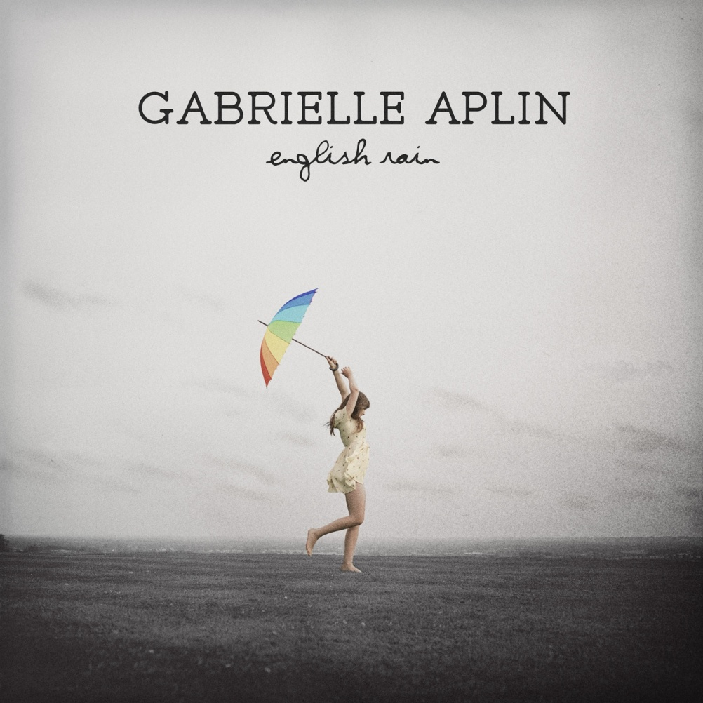 Gabrielle Aplin - English Rain - Photography by Sophie Ebrard. Art direction and design by Alex Cowper and Andrew Bannister. Art direction and Commissioning by Naomi Gurdol