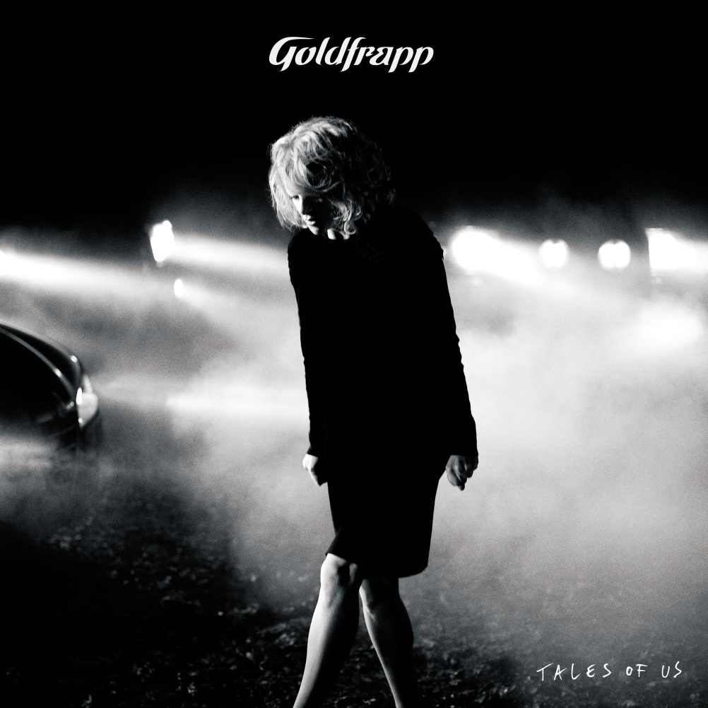 Goldfrapp - Tales of Us - Creative direction by Alison Goldfrapp and Mat Maitland. Design by Mat Maitland at Big Active. Photography by Annemarieke Van Drimmelen