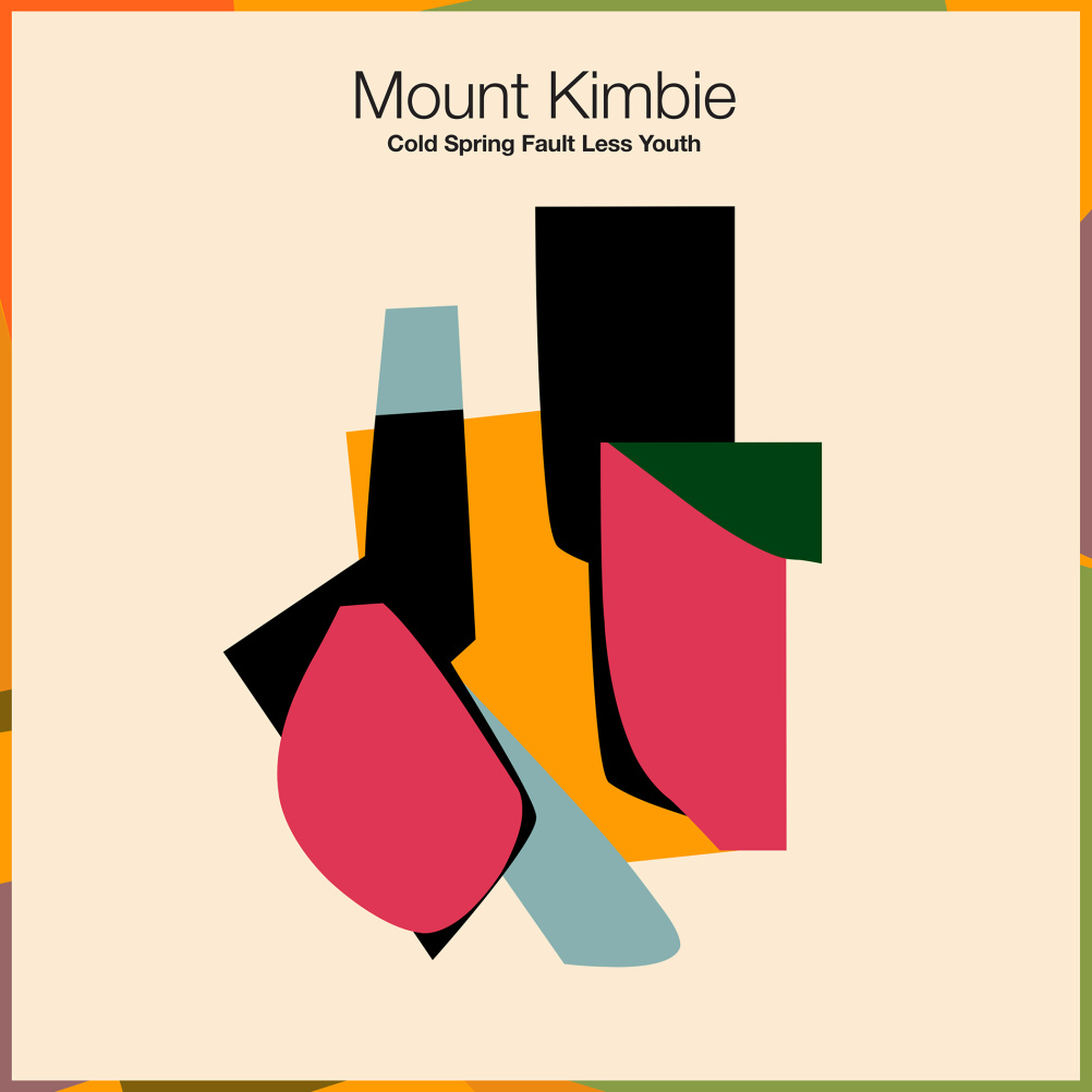 Mount Kimbie - Cold Spring Fault Less Youth - Design by Leif Podhajsky