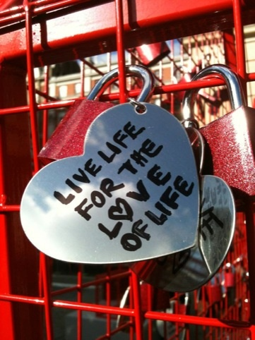 Love Installation, for the British Heart Foundation