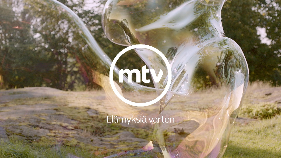 MTV logo on creative
