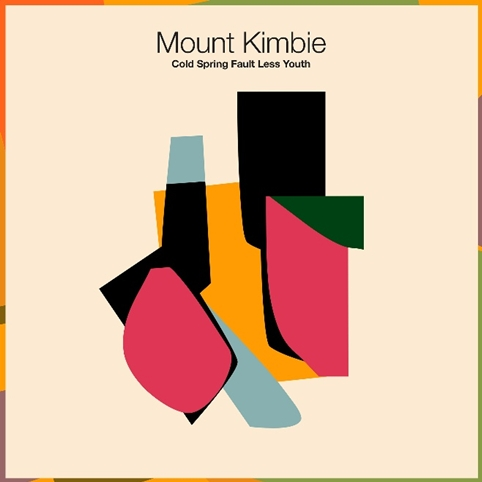 Mount Kimbie artwork, one of the Best Art Vinyl nominations.