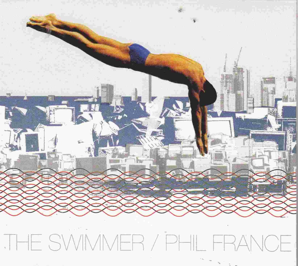 Phil France - The Swimmer - Design by Philip Kay