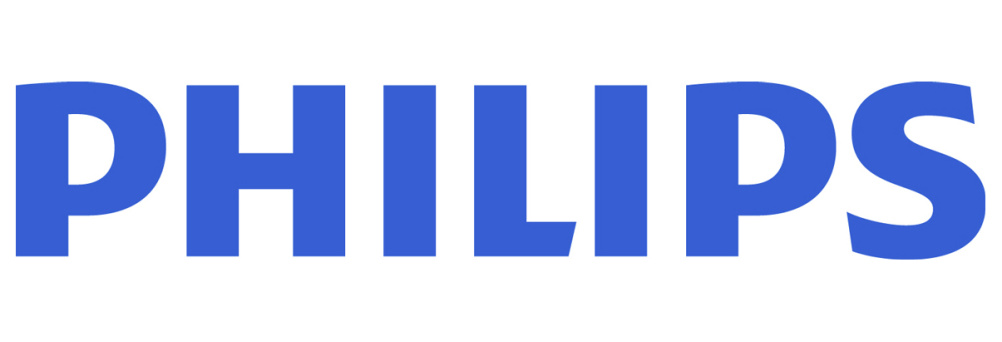 The current Philips wordmark