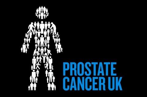 Prostate Cancer UK identity, by Hat-Trick Design
