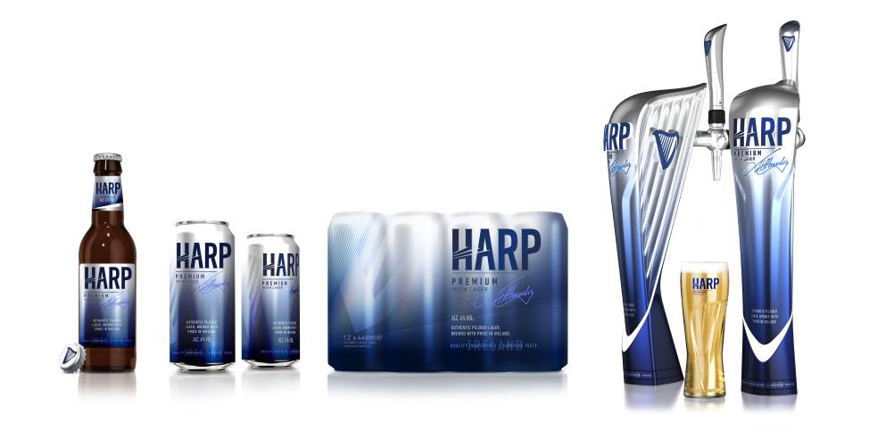 Harp range