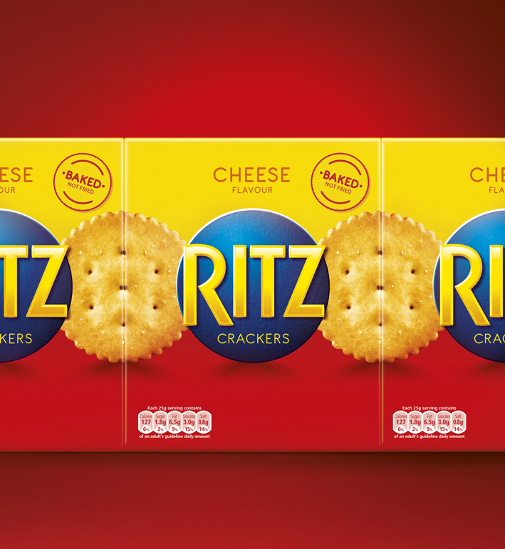 Ritz Cheese flavour
