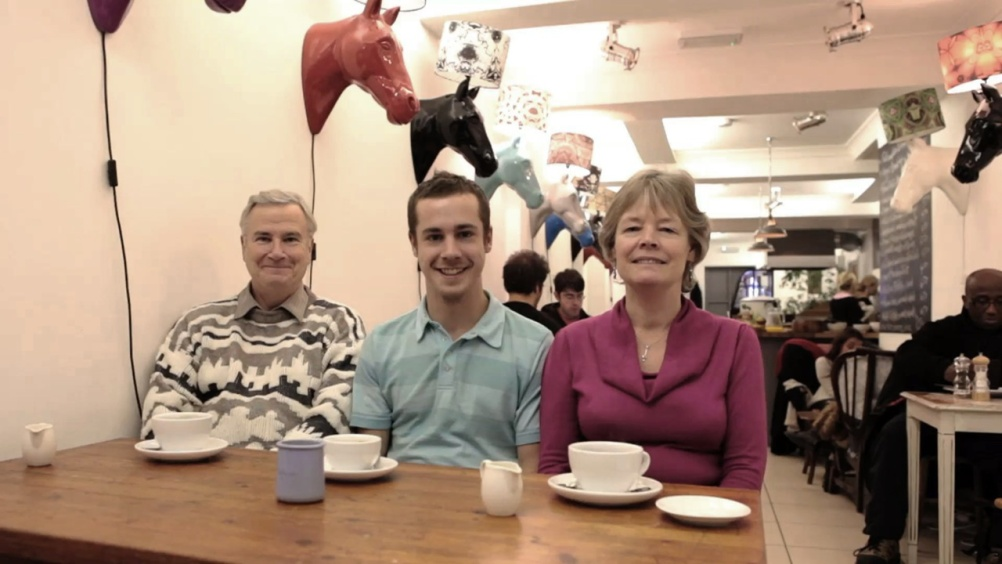 Rob Crosse, Family Coffee, 2012