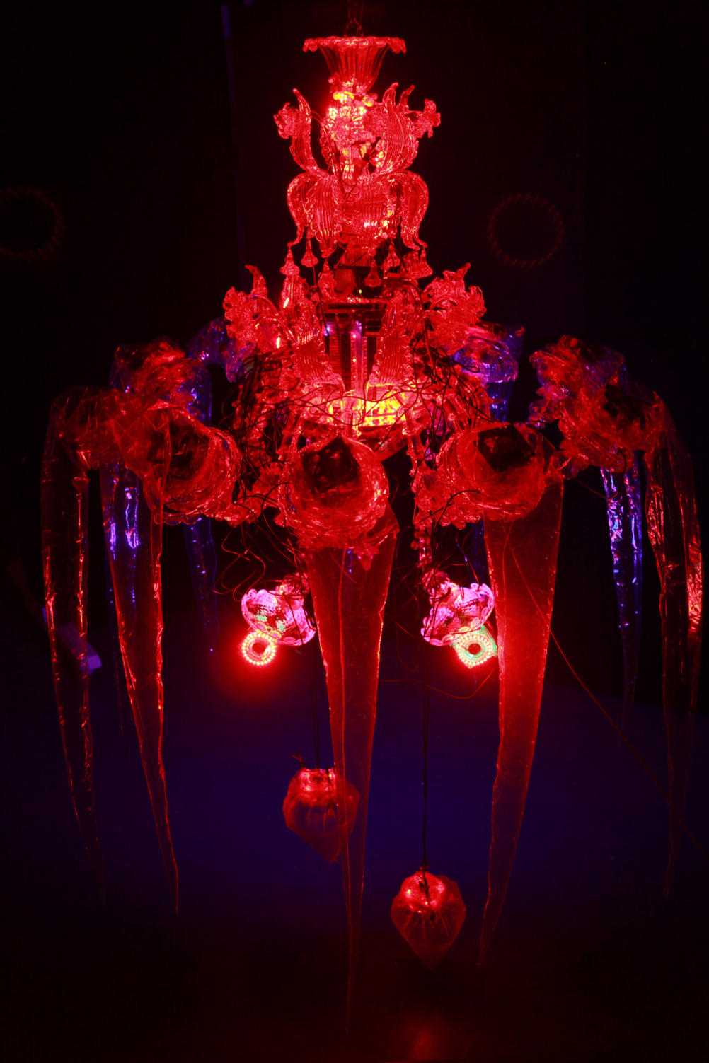 Shih Chieh Huang, Seductive Evolution of Animated Illumination, 2013