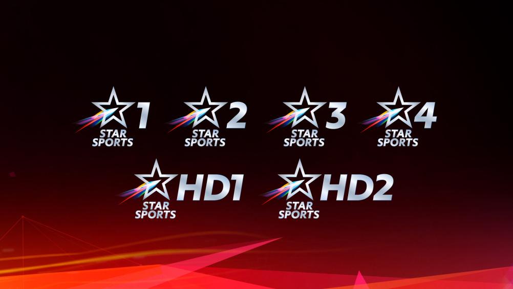Star Sports sub brands