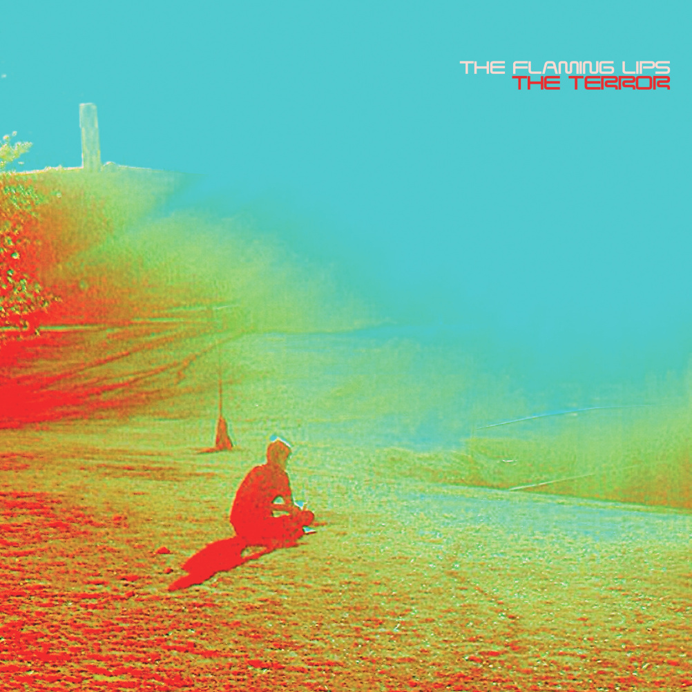 The Flaming Lips - The Terror - Design and layout by George Salisbury Who Is Particle?