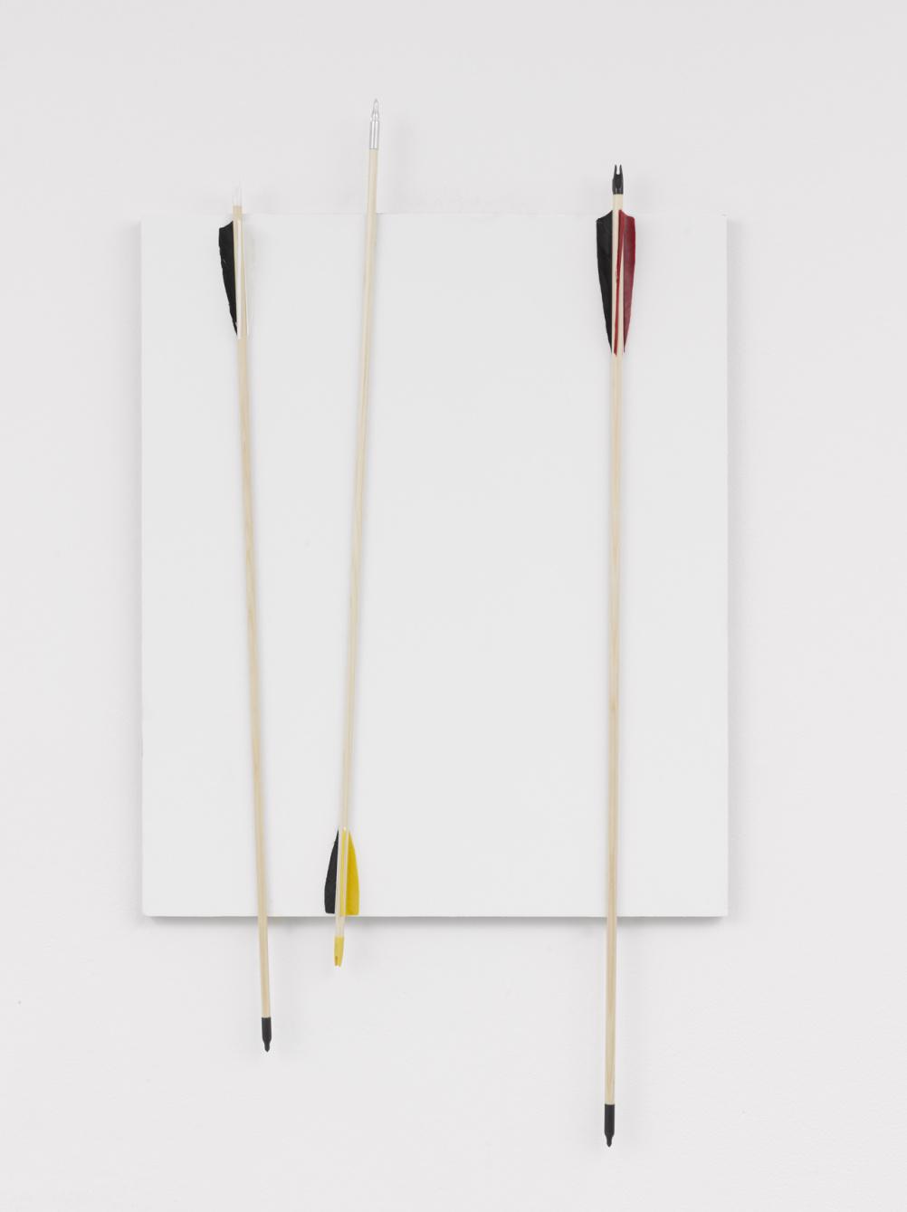 Three Arrows Goshka Macuga, 2013