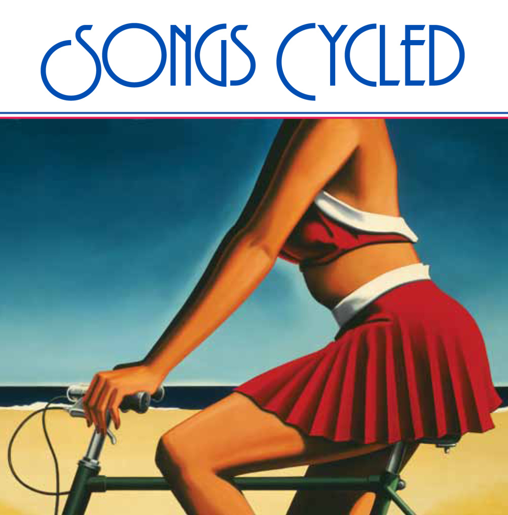 Van Dyke Parks - Songs Cycled - Illustration by Kenton Nelson