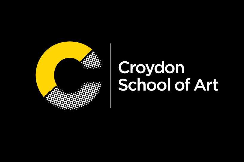 Croydon School of Art logo