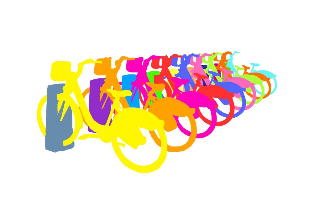 Cycledelic, by Ian Wale