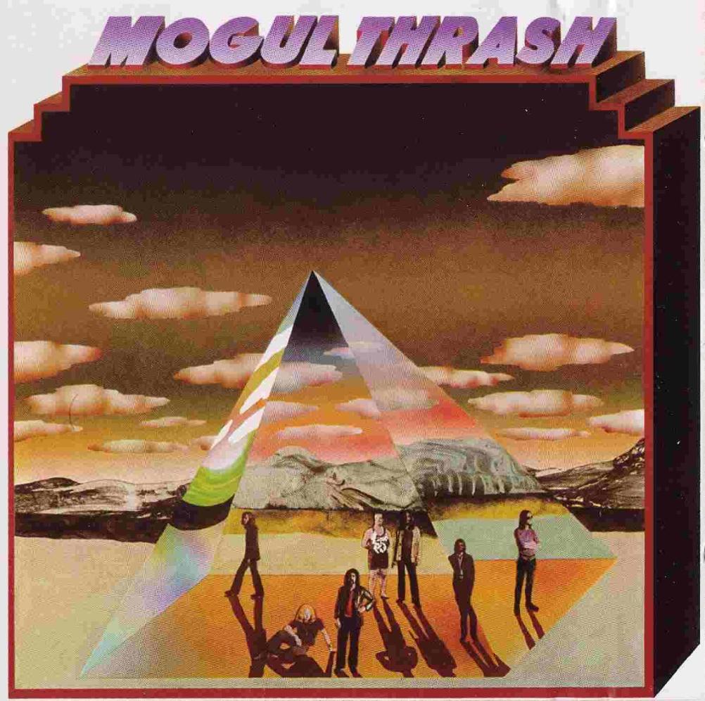 Cover for Mogul Thrash's eponymous album